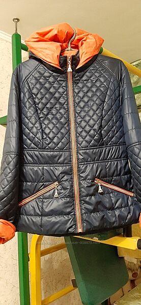 Куртка-ветрьовка 46-48 розмір
