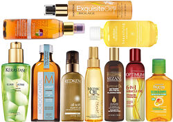 Масло Олійка для волос Loreal, Wella, Londa, Erayba, Matrix, ARGAN DE LUXE,