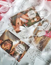 Чековая книжка желаний, оригинальные подарки для любимых