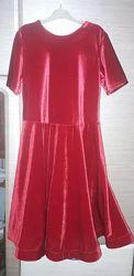 Платье для бальных танцев Basic 134-146 см