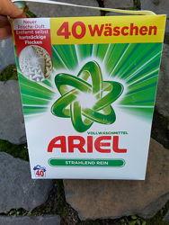 Ariel стиральный порошок Vollwaschmittel 2,6 кг-40 ст