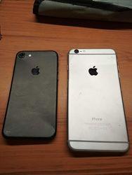 На запчасти iPhone 6 Plus и iPhone 7