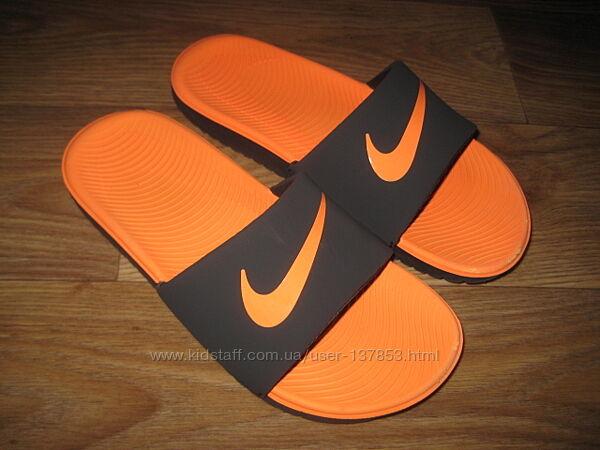 Шлепанцы Nike оригинал - 35 размер