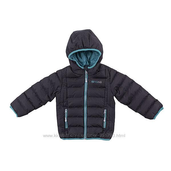Демисезонная куртка Nano Канада утеплённая 10 -5С 2018 в наличии от 2 до 16