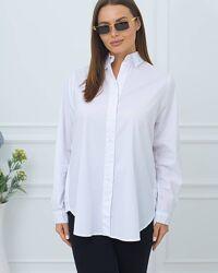 Женские рубашки блузки хлопок