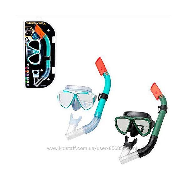 Набор для плавания Bestway, 2 цвета, 24053. Взрослый, подросток.