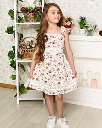 Платья и сарафаны на 1-2-3-4-5-6 лет - 10 расцветок