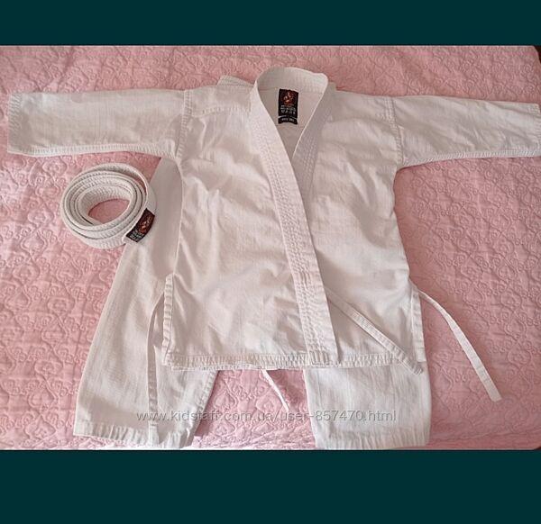 хлопковое кимоно р. 120.