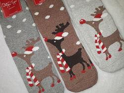 женские носки теплые
