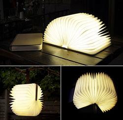 Светильник ночник Книга Lumio