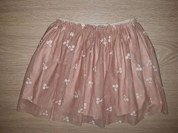 Фатиновая юбка H&M на 8-10 лет