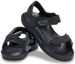 Детские сандалии CROCS Kids Swiftwater, С12 С13 J1 J2 J3 J4 J5 J6 Оригинал