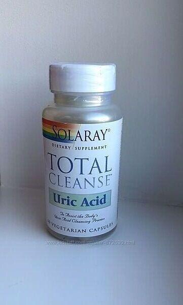Комплекс Solaray от подагры  очищение от мочевой кислоты, 100 шт.