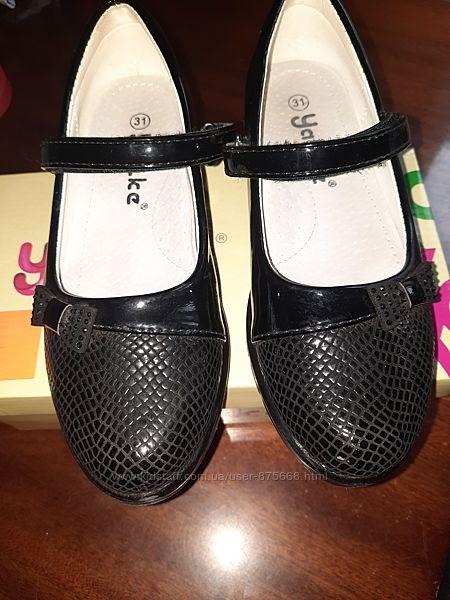 Туфли школьные р.31
