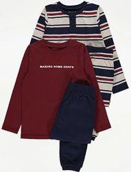 Трикотажная пижама для мальчика 1 шт. george