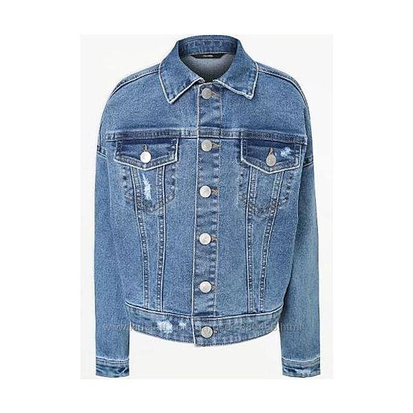 Джинсовая куртка, жакет george