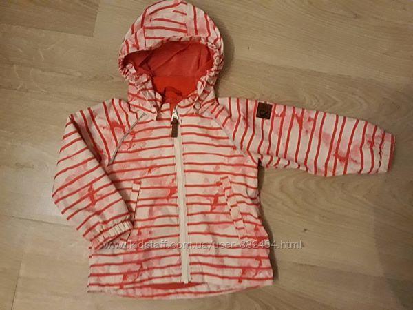Мембранная курточка для девочки Рейма размер 86