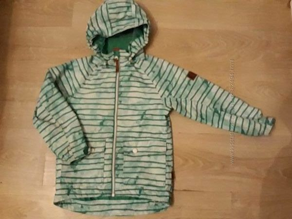 Мембранная курточка для мальчика Рейма размер 122