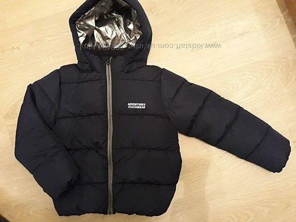 Зимняя куртка для мальчика Германия