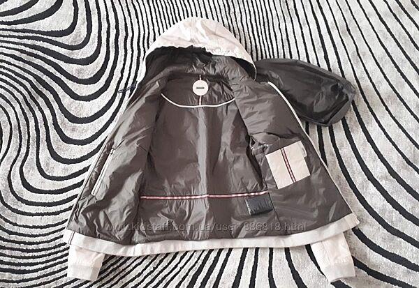 Новая пудровая куртка Oakwood кожа мембрана thinsulate