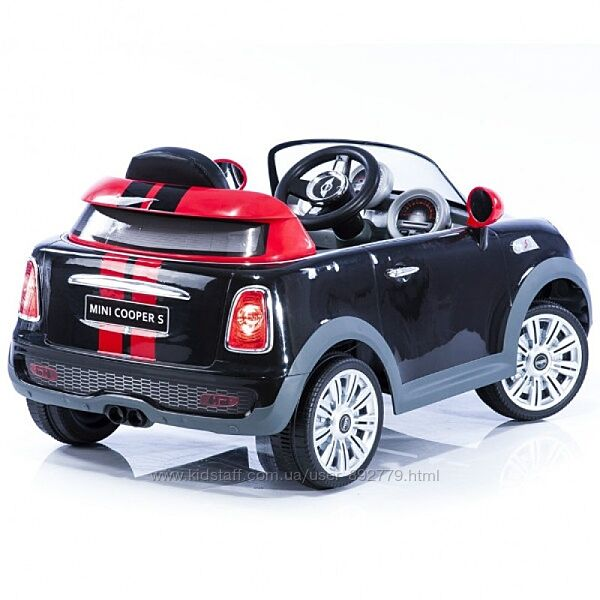 Детский электромобиль Geoby Mini Cooper