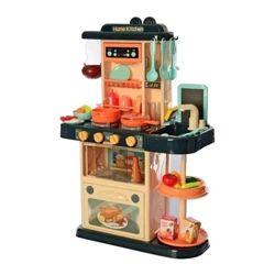 Кухня 889-179, 43 предмета, подсветка, звук, мелодии, вода, пар