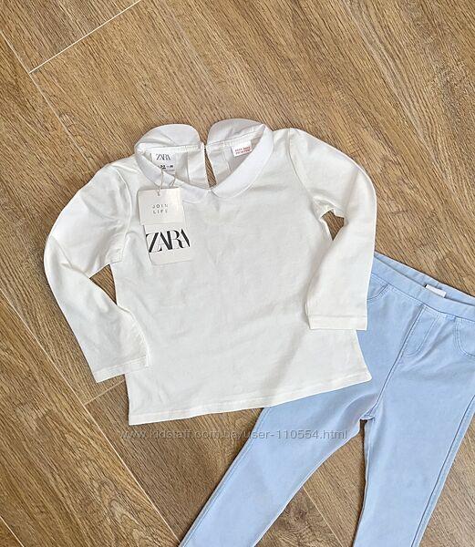 кофта реглан Zara для девочки рост 92-98