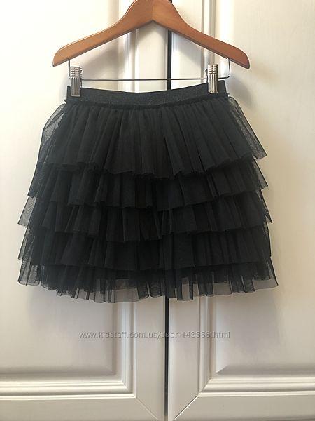Юбка Zara 10 лет рост 140 см