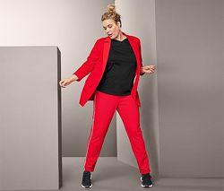 Яркий, стильный блейзер-кардиган-пиджак на каждый день от tcm Tchibo чибо,