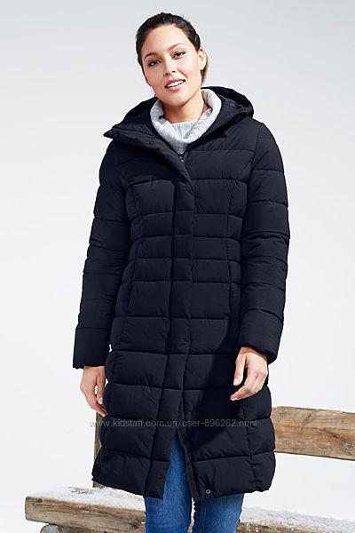 Шикарное женское теплое стеганное пальто от tcm Tchibo чибо, Германия, XS