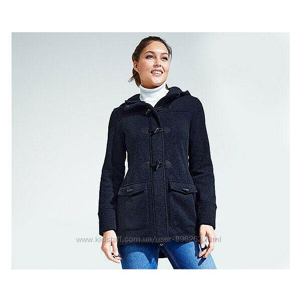 Качественное термо пальто, куртка на флисе от tcm Tchibo чибо, Германия, M
