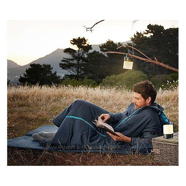 Функциональный туристический спальный мешок от тсм tchibo чибо, германия