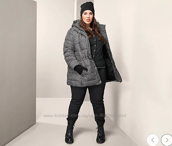 Шикарная женская курточка, куртка  от tcm Tchibo чибо, Германия, 4XL