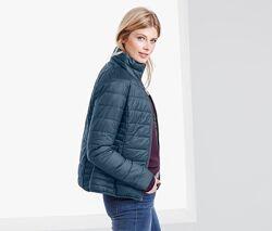 Стильная двухсторонняя стеганая куртка, курточка от ТСМ Чибо tchibo, S-M