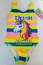 Слитный купальник Unicorn