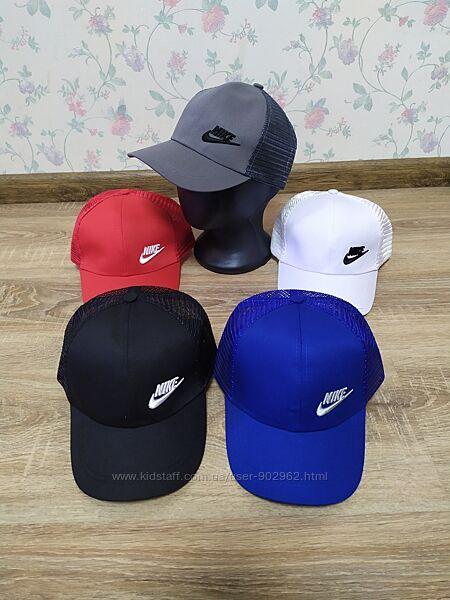 Бейсболка кепка для мальчиков Найк 52 54 размер