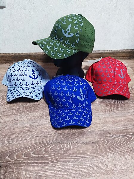 Бейсболка кепка для мальчиков 53/55 размер