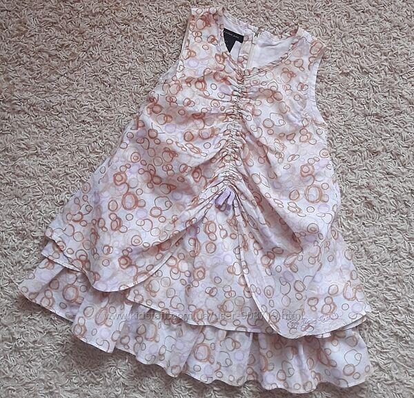 Нарядные платья Calvin Klein на 2. 5-4. 5 года