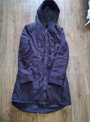 Зимняя куртка-слинг для беременных