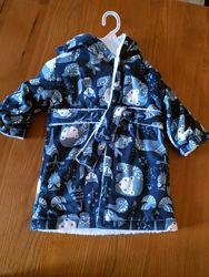 Детский халат после купания