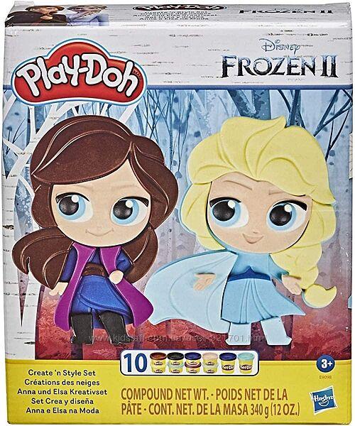 Play-Doh набор  Холодное сердце Disney Frozen