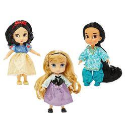 Кукла мини аниматор малышка Жасмин, Disney Animators Collection Jasmine