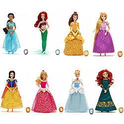 Классические куклы принцессы Дисней, оригинал из Америки Classic Doll Disne