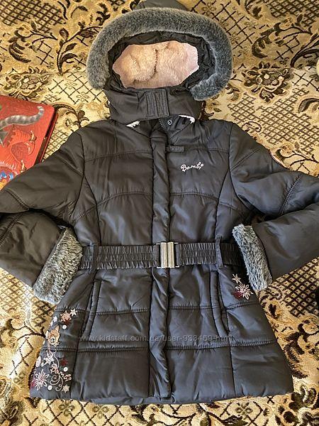 Куртка на девочку, C&A, 122 p. , зима