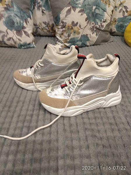 Сапоги демисезонные, ботинки