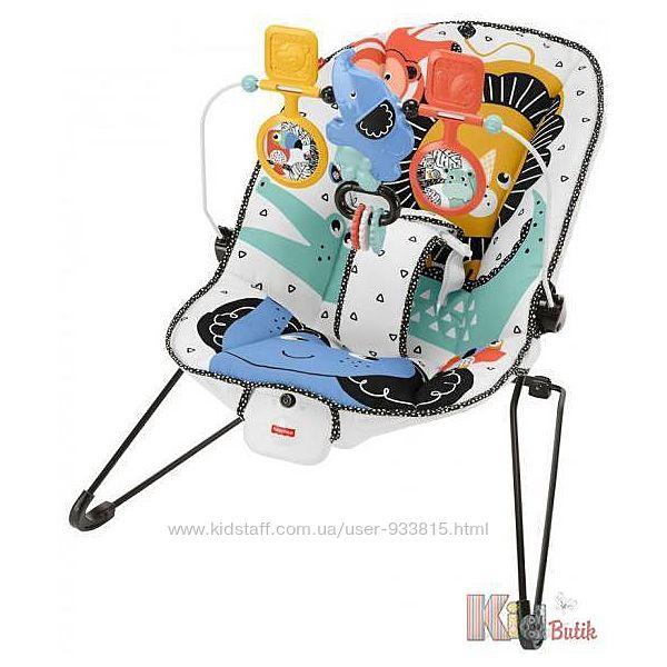Массажное кресло для малышей Fisher-Price