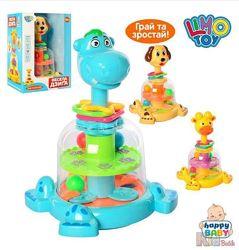 Юла Зверушка для ребенка Limo Toy