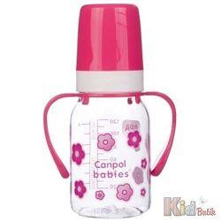 Бутылочка 120 мл с ручками Canpol babies