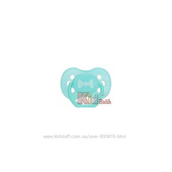 Пустышка латексная круглая Canpol babies