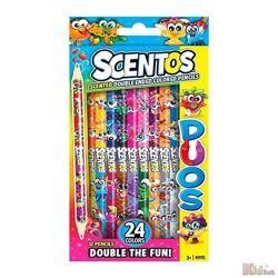 Набор ароматных карандашей - Двойное веселье Scentos
